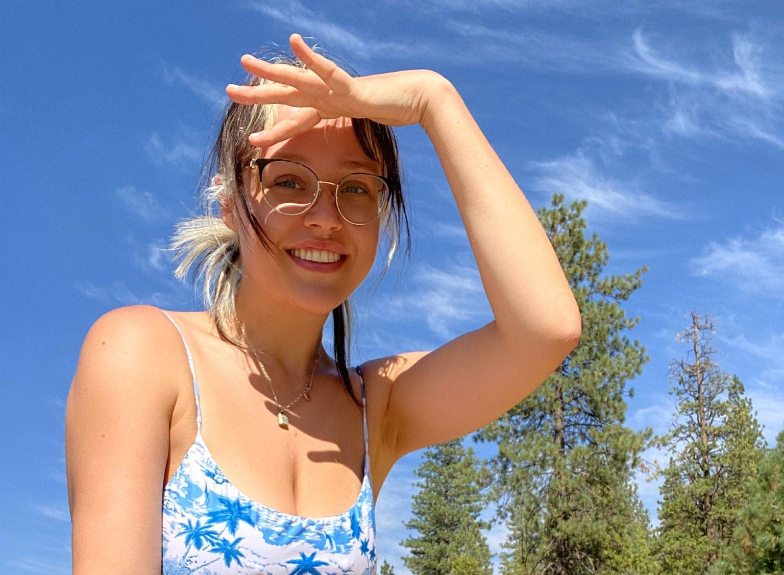 Sabrina Nichole, a Nude Model of Playboy