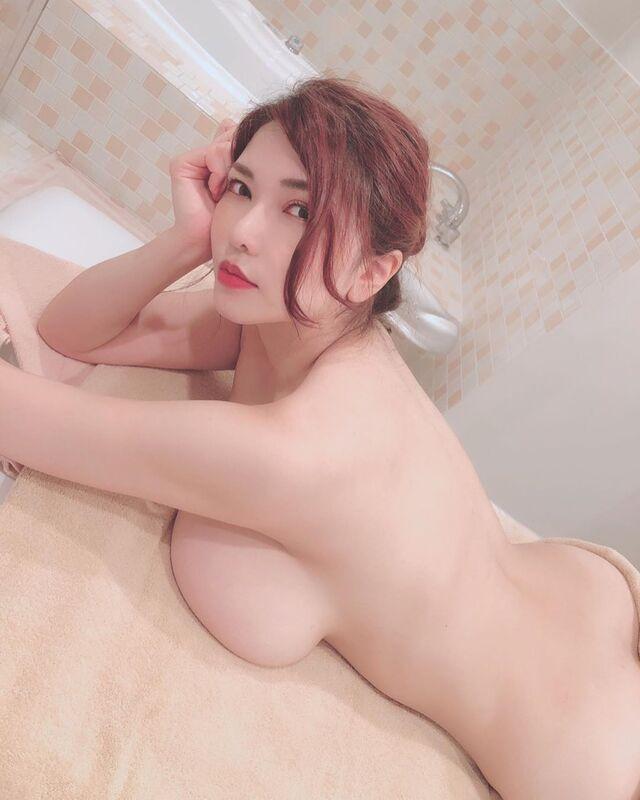 Anri Okita, Busty Adult Actress From Japan