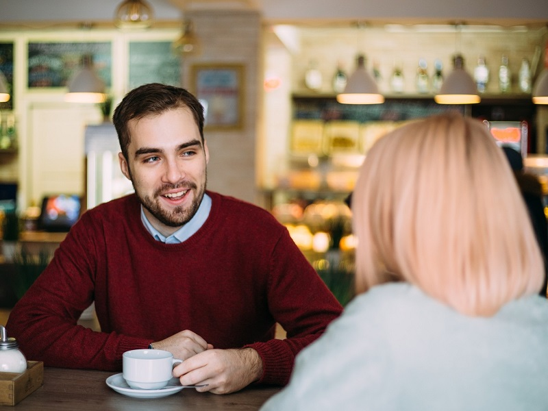 Work spouse flirting