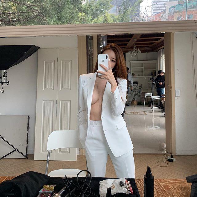 Choesomi, a Internet Sexy Goddess in South Korean