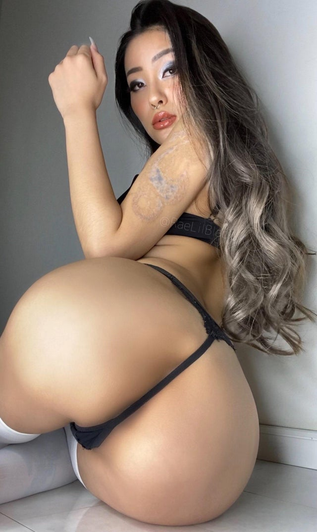 Rae Lil Black, Sexy and Stacked Asian Beauty