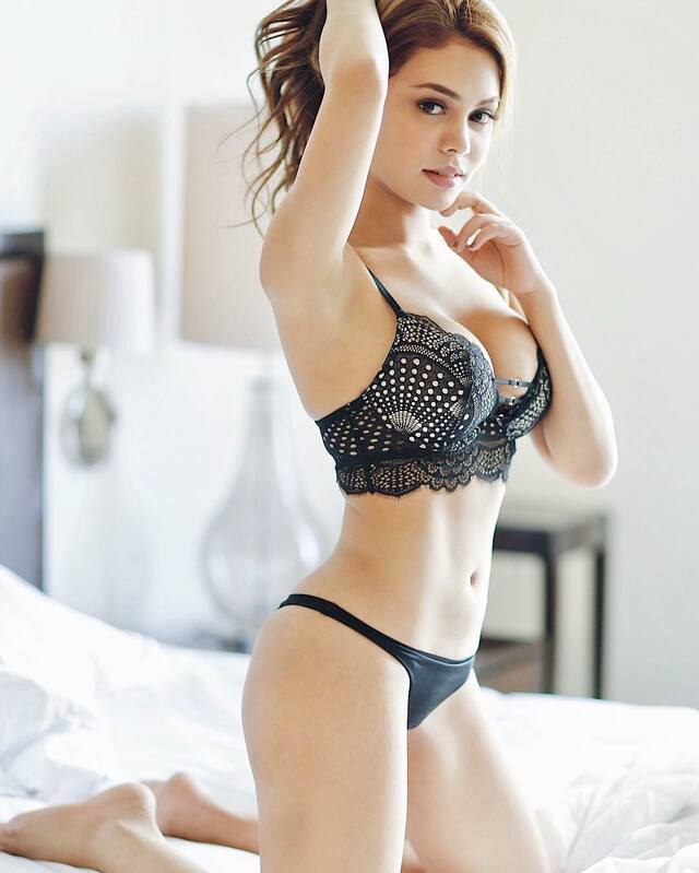 Ivana Alawi, a Young and Sexy Filipino Model and Actress