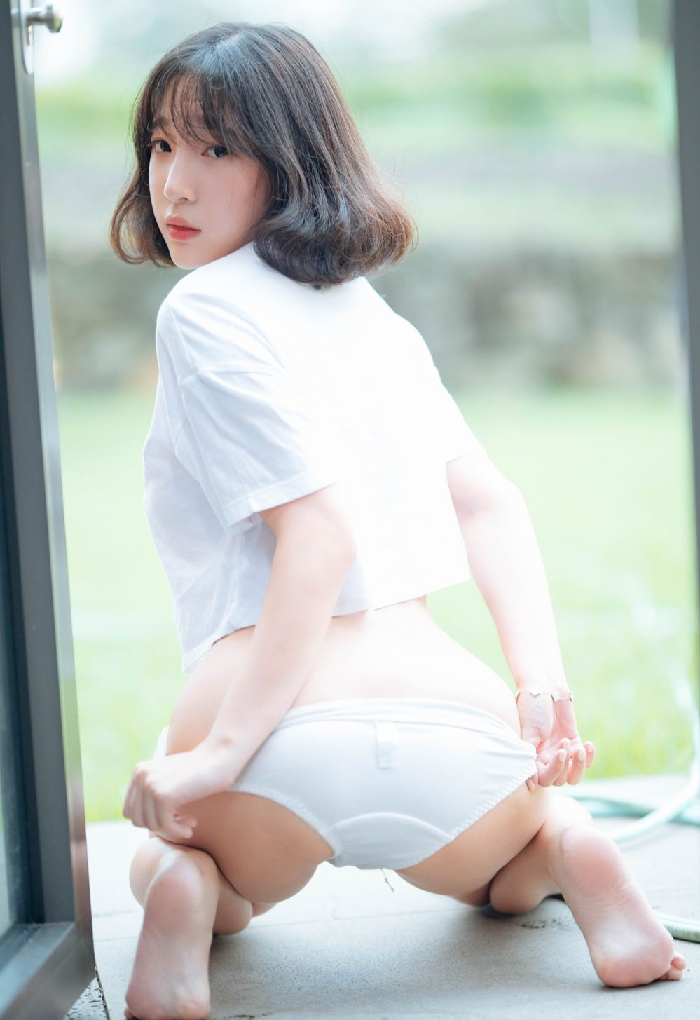 Kang In Kyung, a Pure South-Korean Model with Extremely Hot Body!